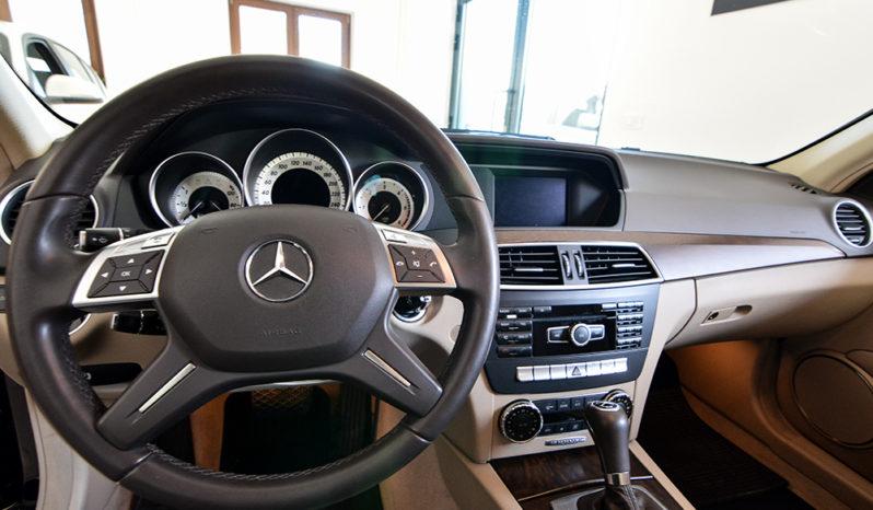 Mercedes-Benz C 200 CDI SW Bluefficiency Automatic Elegance full