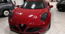 """Alfa Romeo 4C Coupé 4C 1750 TBi  """" IN ARRIVO"""""""
