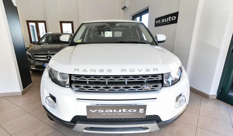 Land Rover Range Rover Evoque Sd4 5p full