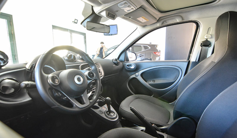 smart forfour forfour 70 1.0 twinamic Passion full