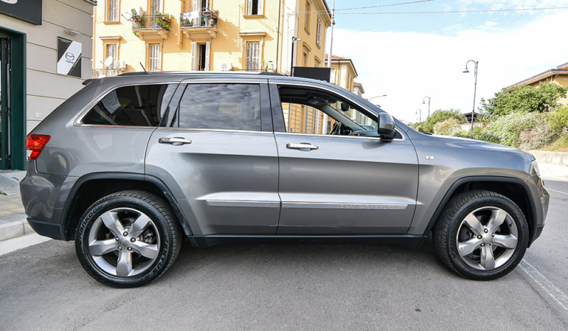 Jeep Grand Cherokee 3.0 CRD 241 CV Overland full