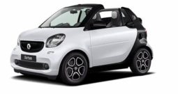 Smart fortwo Cabrio 70 1.0 twinamic Passion – IN ARRIVO –