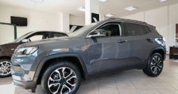 Jeep Compass 1.6 Multijet II 2WD Limited – NEW MODEL 2021 – KM0